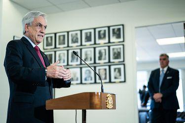 """Piñera por caso OAS: """"Hay muchas cosas que pasan en las campañas que los candidatos no saben"""""""