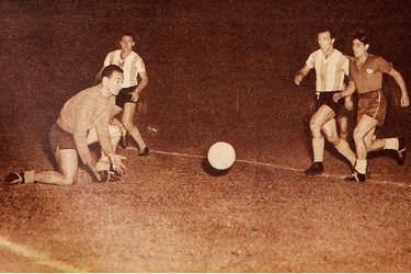 30 de marzo: Ocurre la Tragedia del Estadio Nacional en la final del Campeonato Sudamericano de 1955
