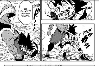 Manga Dragon Ball Super: ¿Gokú ha muerto otra vez?