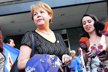 Myriam Verdugo nueva Presidenta Interina de la DC