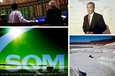 ¿Qué hay detrás de las recientes transacciones de Julio Ponce de acciones en SQM y las cascadas?