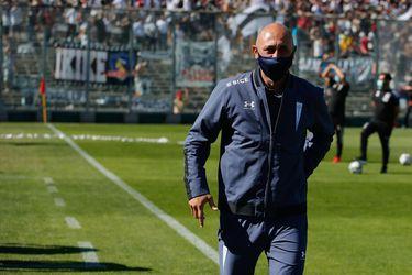 """Paulucci, tras perder su primer clásico: """"Estamos golpeados, pero vamos a dar batalla"""""""