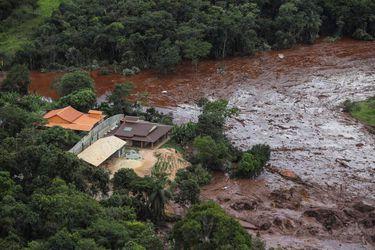 Fiscalización de dique colapsado en Brasil reveló problemas en el sistema de drenaje y control