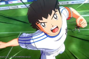 Captain Tsubasa: Rise of New Champions explica su jugabilidad en nuevo tráiler