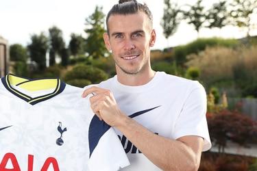 """Bale confirma su llegada al Tottenham: """"Después de 7 años, ¡estoy de regreso!"""""""