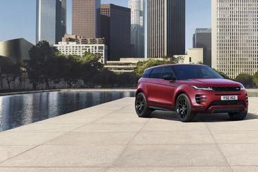 Range Rover se luce con la segunda generación del Evoque