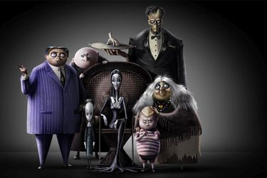 Los Locos Addams: cómo es la versión animada de la cinta que llega esta semana a cines