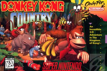 Rumor apunta a que un nuevo Donkey Kong  está en camino de la mano del equipo de Super Mario Odyssey