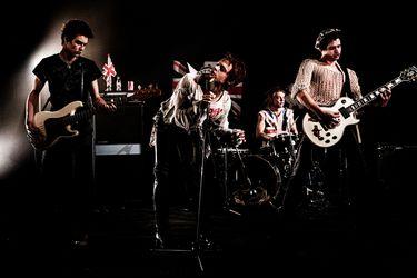Biopic de los Sex Pistols dirigida por Danny Boyle libera sus primeras imágenes