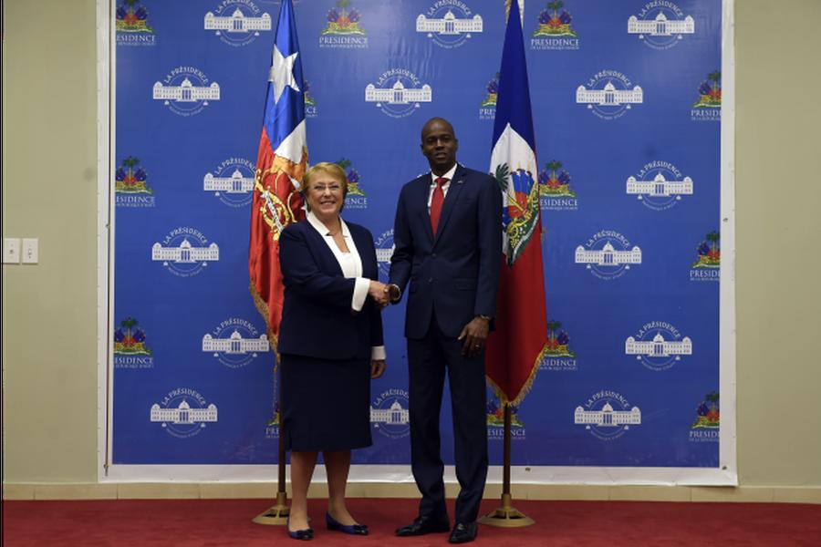 chile-haiti