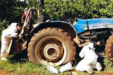 tractor catrillanca