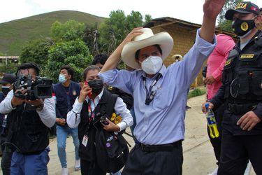 Sorpresa en Perú: líder sindicalista gana elecciones y se enfrentaría a Keiko Fujimori en el balotaje