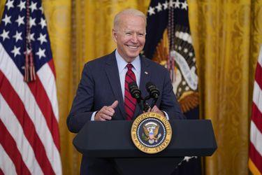 """Joe Biden anuncia """"acuerdo"""" sobre plan de inversión masiva en infraestructura tras reunión con senadores"""