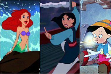Todos los remake live action en que está trabajando Disney