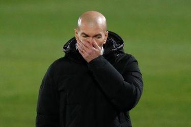 Zidane se contagia de Covid-19