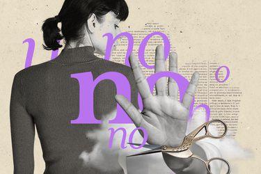 """Culpa por decir que no: """"A las mujeres se nos ha enseñado a ser educadas, a no molestar y a evitar los conflictos"""""""