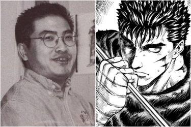 A la edad de 54 años fallece el mangaka autor de Berserk, Kentaro Miura