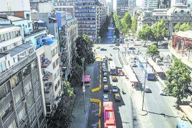 Parten obras en eje Santa Rosa-Alameda que priorizará buses y peatones
