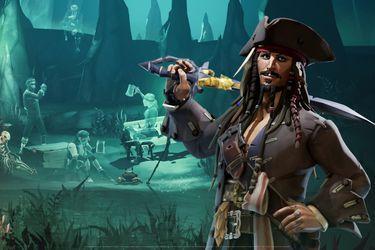 Tráiler de la tercera temporada de Sea of Thieves anticipa la llegada de Jack Sparrow al juego