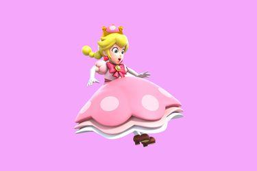 Todo sobre Peachette, la última abominación del mundo de Super Mario