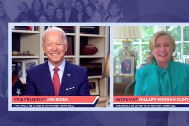Elecciones en EE.UU.: Hillary Cinton entrega respaldo a Joe Biden