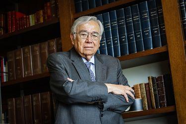 """Enrique Krauss, exministro: """"No había certeza de que se respetara el triunfo"""""""