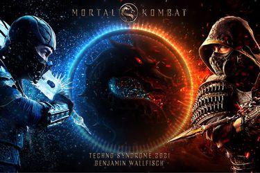 Escuchen la nueva versión de Techno Syndrome, el ya clásico tema principal de Mortal Kombat