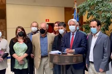 Diputados de oposición presentarán mañana Acusación Constitucional contra el Presidente Piñera: el objetivo es definir a los integrantes de la comisión en la misma jornada