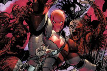 Red Hood estrenará un nuevo traje para comandar a las versiones de zombie de varios villanos de Batman
