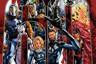Marvel Comics celebrará a lo grande los 60 años de Los Cuatro Fantásticos