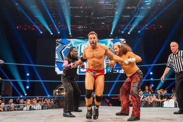 El descalabro de Impact Wrestling