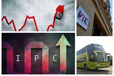 IPC bencinas trasnportes