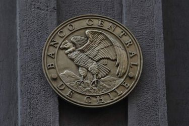 Inauguración fachada restaurada del Banco Central