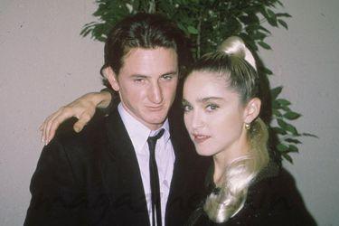 Balazos, helicópteros y una silla: Madonna y Sean Penn, historia de un matrimonio