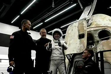 Tripulación civil de la misión Inspiration4 regresa a la Tierra