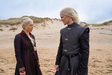 HBO estrena el primer adelanto de House of the Dragon, la precuela de Game of Thrones