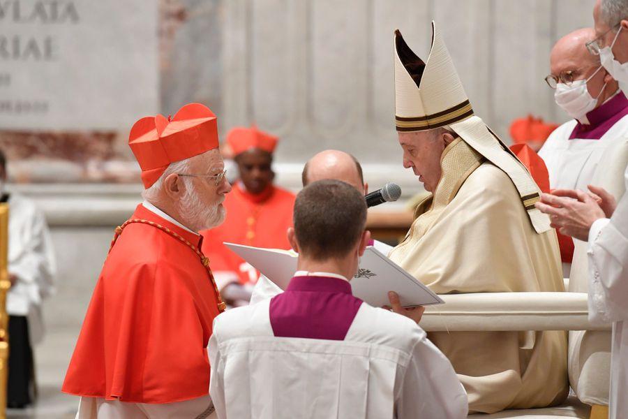 Arzobispo de Santiago fue ordenado cardenal por el Papa Francisco