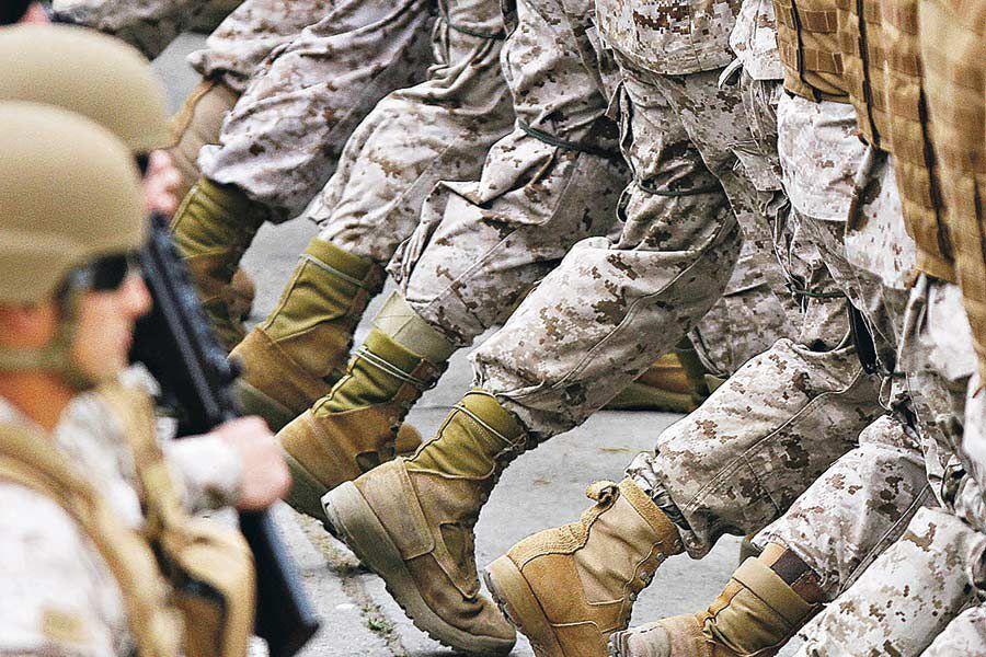 Efectivos del Ejército