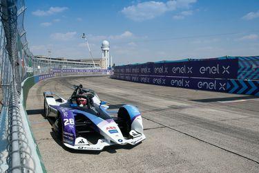 Maximilian Günther vence en la tercera cita de la Fórmula E en Berlín