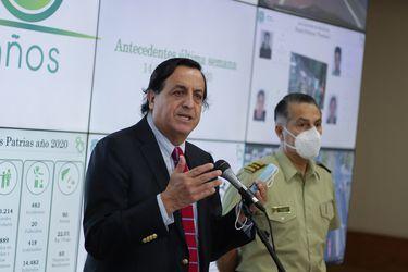 Gobierno anuncia la creación de la Unidad Coordinadora de la Reforma a Carabineros: Se constituirá a mediados de octubre y tendrá 60 días para elaborar una propuesta de implementación