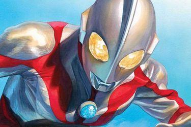 Marvel Comics presentó a su cómic que celebrará a Ultraman en septiembre
