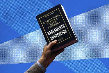 ¿Qué debe contemplar el reglamento que regule la Convención Constituyente?