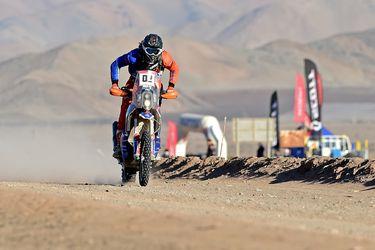 Giorgio Carboni se queda con el primer lugar del Atacama Desert Challenge