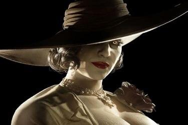 Ahora puedes tener un avatar de Lady Dimitrescu de Resident Evil 8 en PlayStation