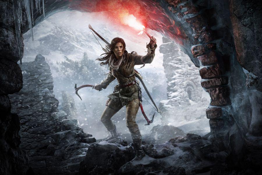 Tomb Raider reboot