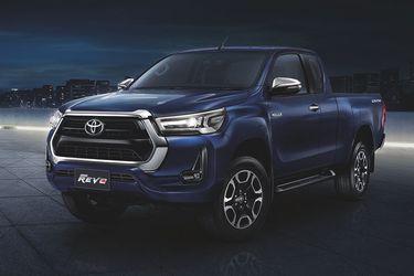 La Toyota Hilux 2021 llega con más pinta y más fuerza que nunca