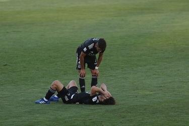 Colo Colo solo ganó tres partidos de visita en el torneo