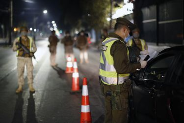 Balance policial: Detenidos aumentan un 14% y permisos temporales un 9% durante última jornada