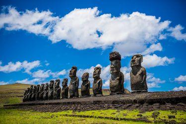 Un épico viaje: estudio publicado en Nature revela que primeros Rapa Nui sí tuvieron contacto con pueblos sudamericanos y hoy llevan su ADN en sus genes