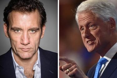 """Clive Owen será Bill Clinton en la serie """"American Crime Story"""" sobre el caso Lewinsky"""